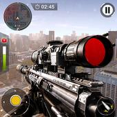 Call to Sniper Duty: 3D Assassin FPS Battle 2020