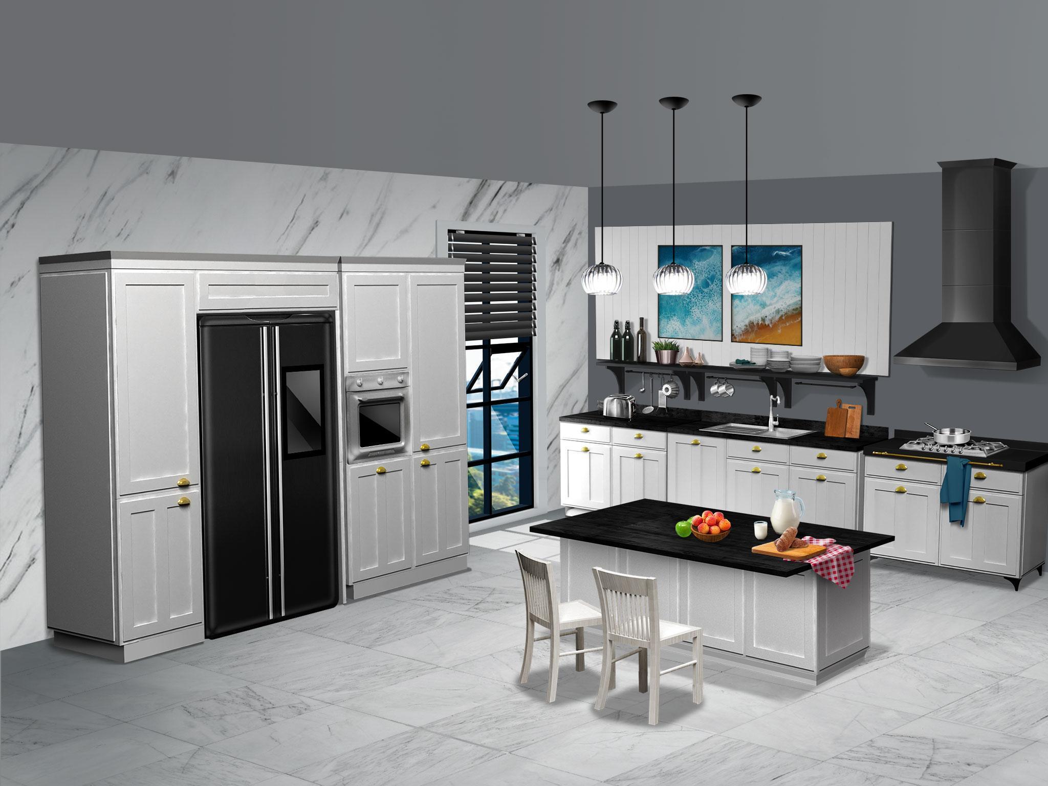 My Home Design   Modern City   MOVAstore.com