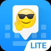 Facemoji Emoji Keyboard Lite:DIY Theme,Emoji,Font