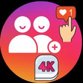 4K Followers -- followers& Likes for Instagram