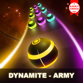 BTS ROAD : ARMY Ball Dance Tiles Game 3D
