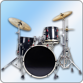 Easy Real Drums-Real Rock and jazz Drum music game